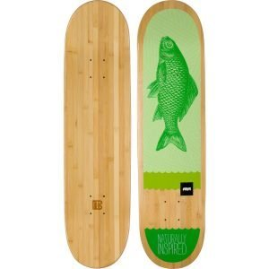 Best bamboo skateboard deck for street
