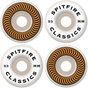 best spitfire wheels for cruising and tricks
